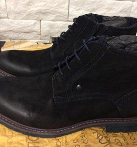 Новые демисезонные ботинки Tj collection