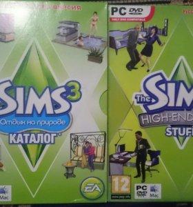 Sims 3 игра на PC