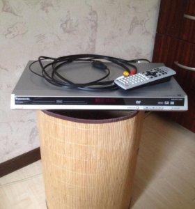 DVD плеер Panasonic
