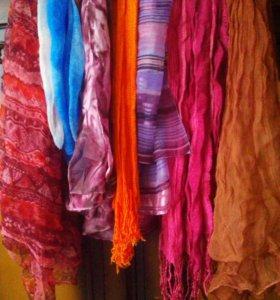 Шарфики,шарфы,платки