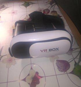 VR BOX очки