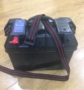 Коробка для аккумуляторной батареи