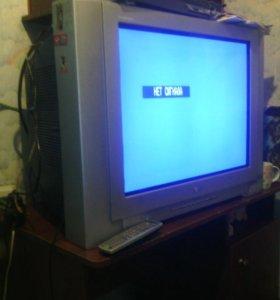 Телевизор LG 100гц диагональ 29