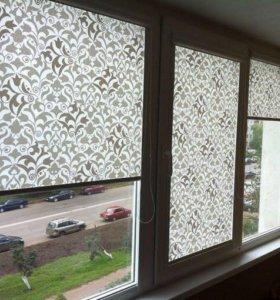 Москитные сетки и рулонные шторы