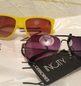 Солнечные очки incity новые