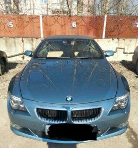 BMW кабриолет.