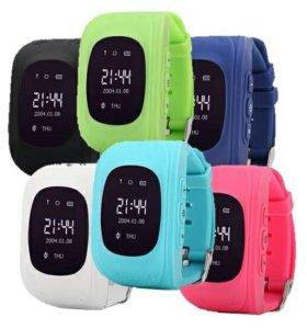 Smart baby watch Q50,Q80 с gps-трекером