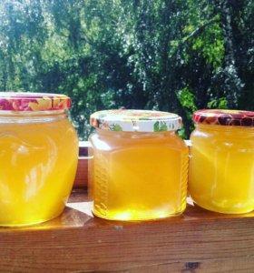 Натуральный полезный мед с собственной пасеки