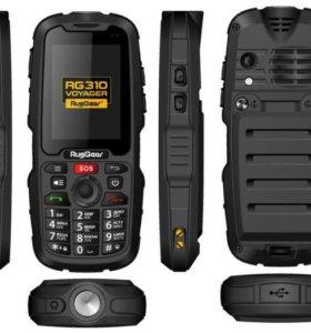 Телефон RugGear RG310 Voyager