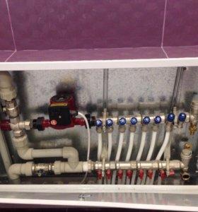 Отопление, водоснабжение, канализация, сантехника