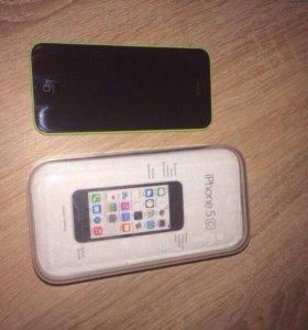 Продам iPhone 5с