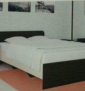 Кровать без ящиков