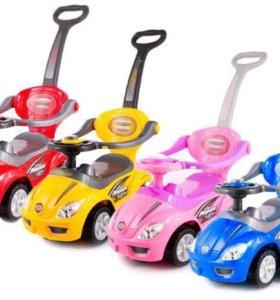 Машинки 3-1, новые