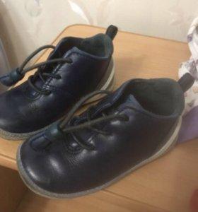 Кроссовки Адидас и ботинки ecco