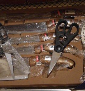 Набор ножей в дипломате