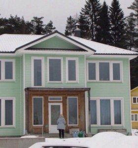Продам дом в Каменногорске