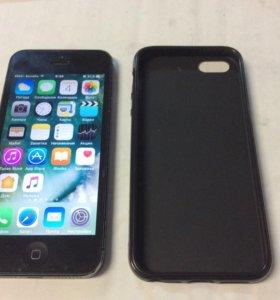 Надежный друг IPhone 5 16g