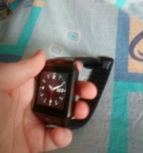 Smart wath dz09 (смарт часы)