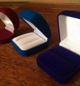 Коробка для серьги, кольца