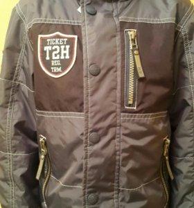 Куртка для мальчика Ticket to haven
