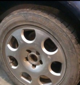 1 колесо  R 16