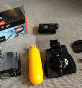 Экшн камера Sony HDR