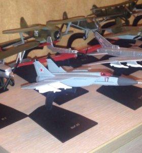 Коллекционные Самолёты СССР