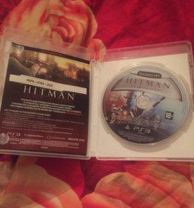 Продам hitman на PS3