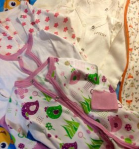 Вещи для новорожденной