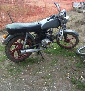 Альфа Мотоцикл