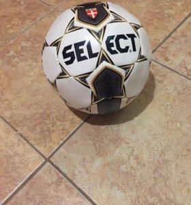 Мяч мини-футбольный SELEKT
