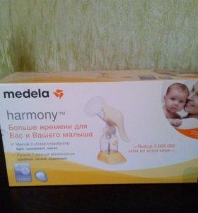 Молокоотсос Medela Harmony (новый)