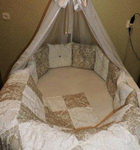 Комплект в кроватку.