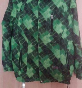 Куртка демисезонная на 14 лет