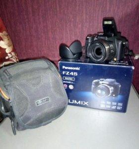 фотоаппарат panasonic lumix fz45