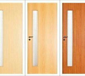 Двери строительные