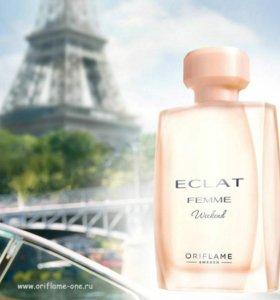 Туалетная вода Eclat Femme by Oriflame