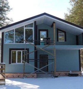 Зимний дом 220 кВ.