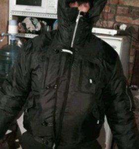 Куртки спецовочные