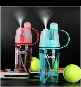 Спортивные Бутылки Спрей Увлажняющий