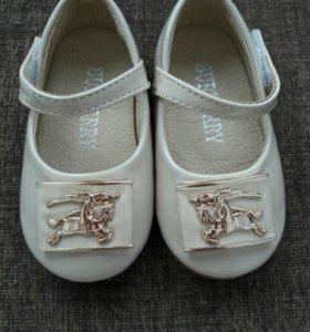 Обувь Туфельки Burberry