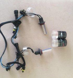 Лампа ксенон HB3, HB4
