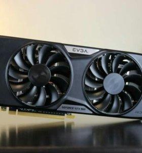 Видеокарта EVGA GeForce GTX 960 SuperSC ACX 2.0+
