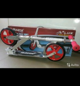 Складной городской самокат Razor A5 Lux