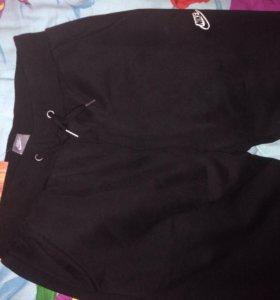 Спортивные утеплённые штаны