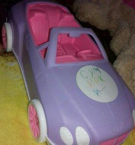 Машина для Барби и ее подружек