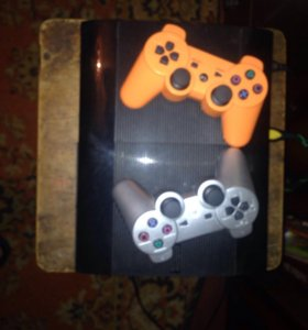 Продам Sony PlayStation 3 slim 500гигов