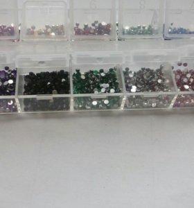 Блёстки для дизайна ногтей
