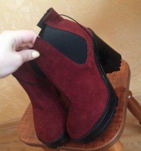 Ботинки новые H&M
