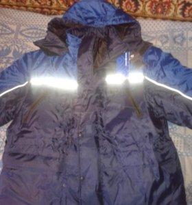 Сспецодежда мужская зима
